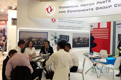 Dongfeng Motor Parts Put on Display at 2018 Moscow ...