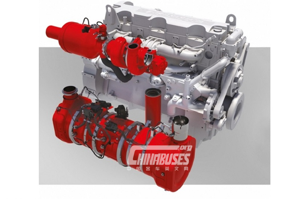 Cummins Unveils the Future of Diesel with Low NOx and Low
