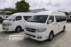 Higer Vans Boost Chinese Government's Donation to ...
