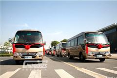 Ankai Best K7 Arrives in Qinghai for Operation