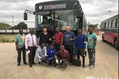 Dongfeng Cummins Strengthens its After-sales Services in Africa