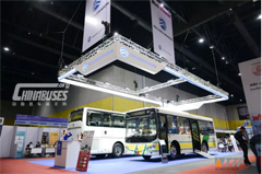 Golden Dragon Won Best Bus & Truck Award in Thailand