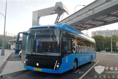Microvast Powered Electric City Buses Start Operation in Moscow