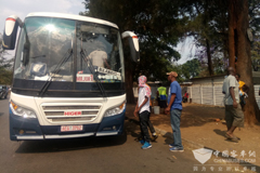 Higer Buses Win Wide Acclaims in Zimbabwe