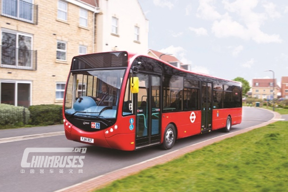 Optare chooses Allison xFE technology for Extra Fuel Economy