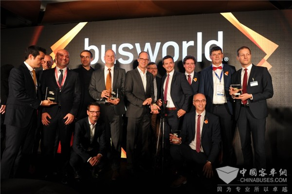 Busworld China, the World's Leading Innovation Lab for Sustainable Mobility, Opens in 1 Year