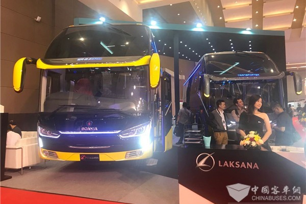 BUSWORLD SOUTH EAST ASIA 2019 – ASEAN's Largest Gathering for Bus & Coach Platform