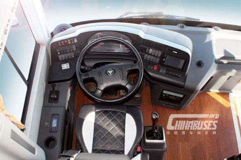 Foton U12D Double windshields