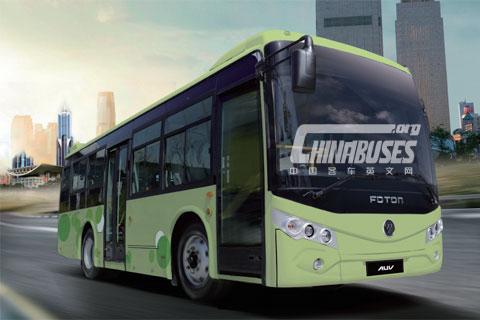 Foton C9 city bus
