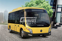 Foton C6 EV city bus