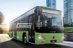 ​​Foton C10 HEV city bus