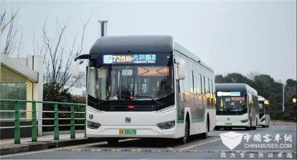 Sunwin to Exhibit Highly Intelligent City Bus at 2019 Shanghai Int'l Auto Show