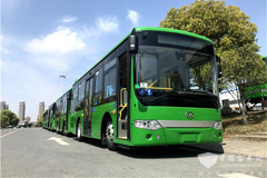 300 Units Ankai Buses to Arrive in Kazakhstan for Operation