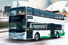 Sunlong Bus SLK6113+DCEC ISLe325 31 engine