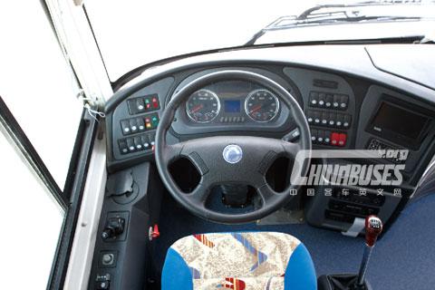 Sunlong Bus SLK6126D