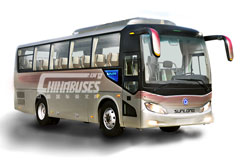 Sunlong Bus SLK6803+DCEC ISDe180 30 engine
