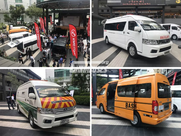 Free Questionnaire of China Buses
