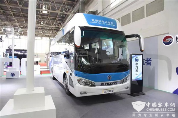 New Energy City Bus Purchases Accounted for 98% of Total Purchases in H1 2019