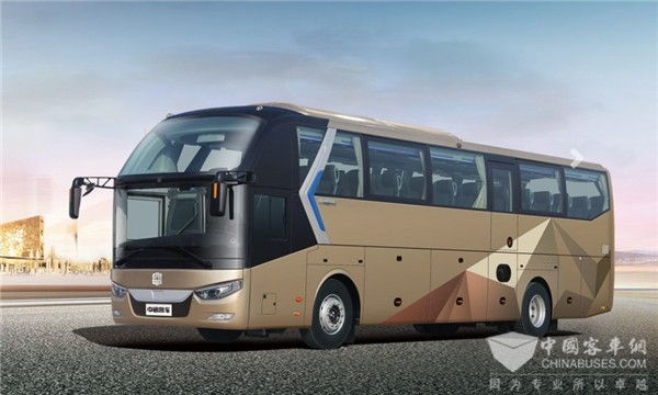 Zhongtong Sold 6,684 Units Buses in H1 2019