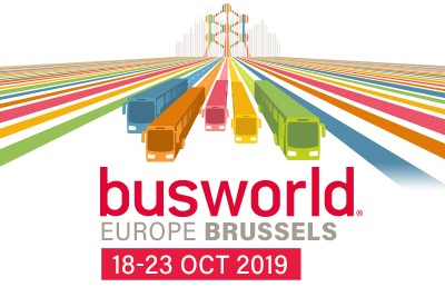 Busworld Europe Brussels 2019