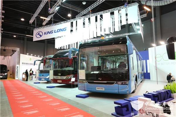 King Long: A Fast Growing Bus Brand in Europe