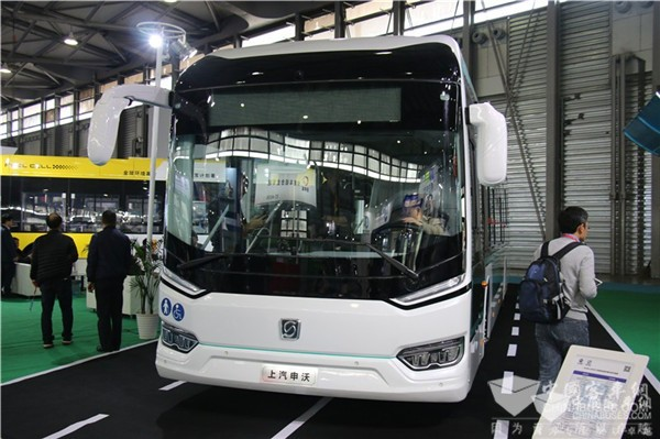 Sunwin to Put its Latest Electric Bus on Display at CIB EXPO 2019