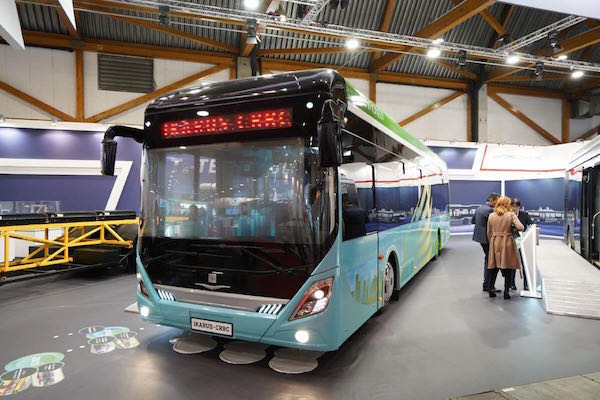 China's Electric Bus Makers Should Take Strong Measures to Face Grave Challenges