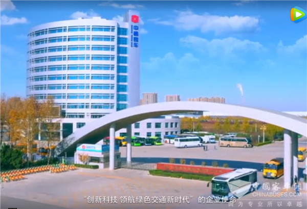 Zhongtong Sold 1,348 Units Buses & Coaches in January and February 2020