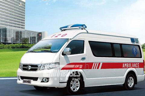 Higer Bus H5C Hiace Negative Pressure Ambulance