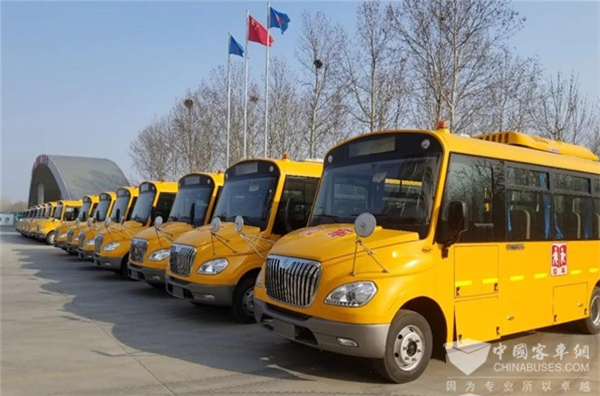 Zhongtong Sold 2,300 Units Buses & Coaches in Q1