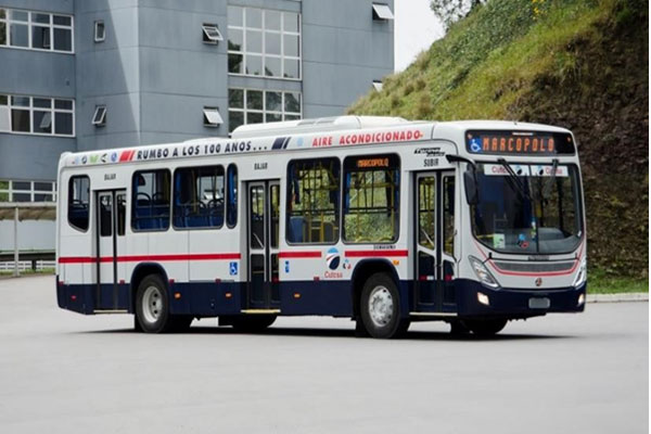 Mercedes-Benz Delivers 147 City Buses Equipped with Allison Transmissions to Uruguay