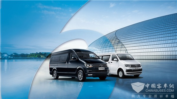 King Long Develops Kingry Multi-purpose Vehicles with National VI Emission Standards