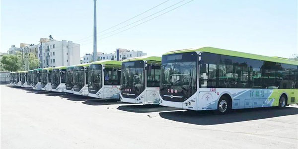 165 Units Zhongtong Electric City Buses to Arrive in Shihezi for Operation