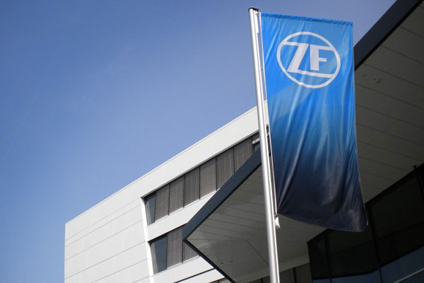 ZF:Business in China is Coming Back Very Strongly