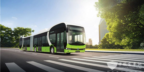 BYD Secures an Order of 106 Units Electric City Buses from Finland