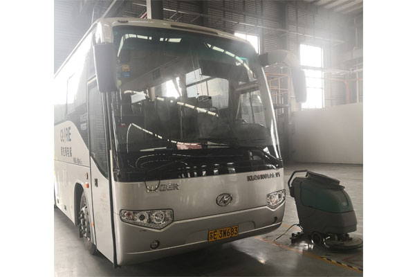 Higer Electric Bus