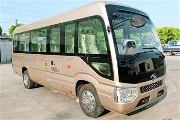 King Long Bus XMQ6706DYD6D