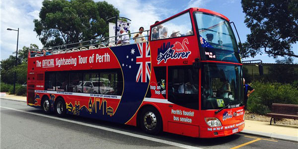 Ankai Double-decker Tourist Buses Arrive in Australia for Operation