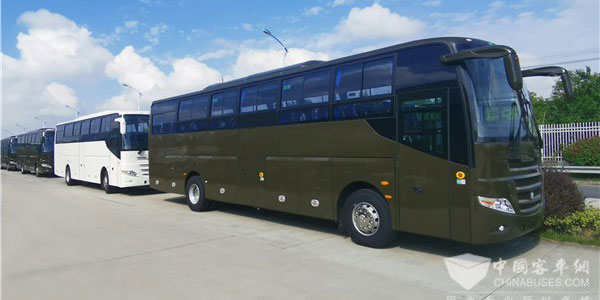 Asiastar Buses to Arrive in Congo for Operation