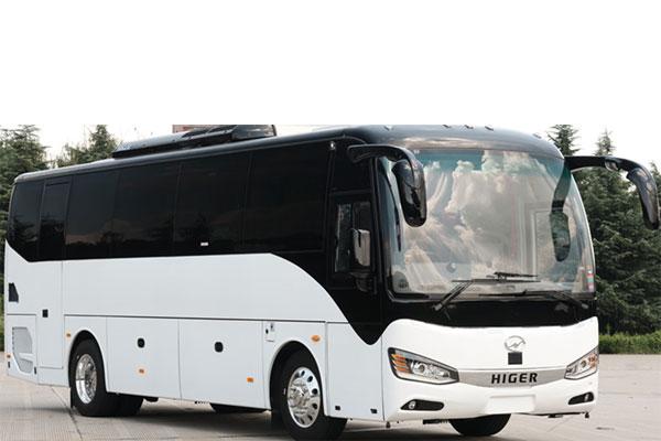 Higer Bus KLQ6962+Cummins ISB6.7E6D290C