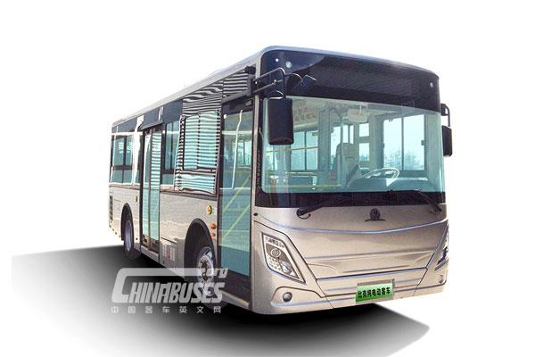 LEDA Bus LSK6850GEV1 City Bus