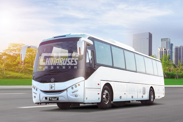 Yinlong Pure Electric Tour Bus