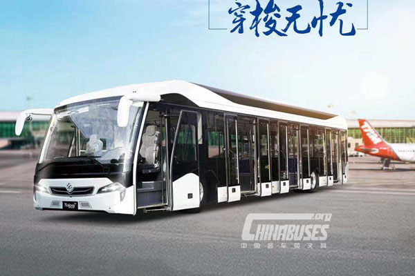 Yinlong Airport Shuttle Bus GTQ5232TBDBEVB1