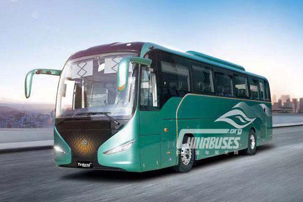Yinlong Tour Bus with China Traditional Facial Makeup Design