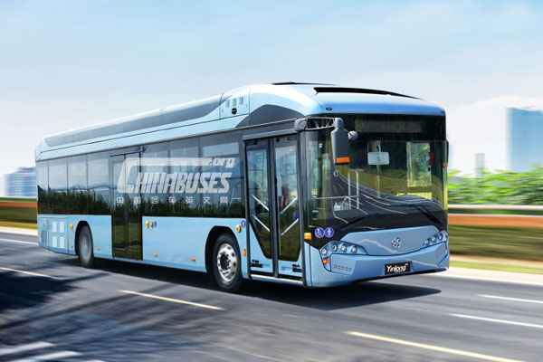 Yinlong Pure Electric City Bus GTQ6122BEVB20