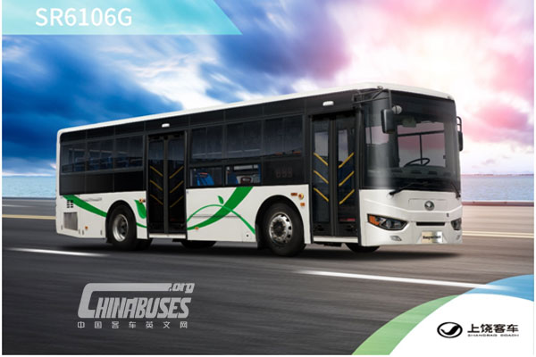 Shangrao New Energy City Bus SR6106