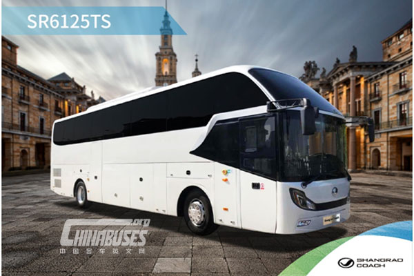 Shangrao Tourist Bus SR6125TS+WP12.375N-30