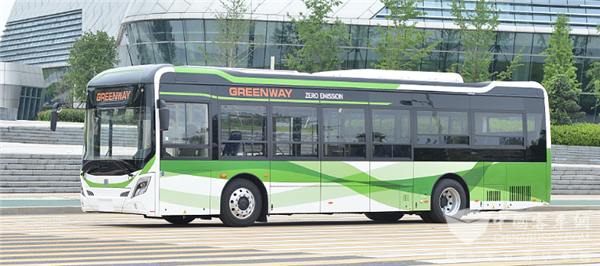 CRRC Electric C11 Buses to Start Operation in South Korea