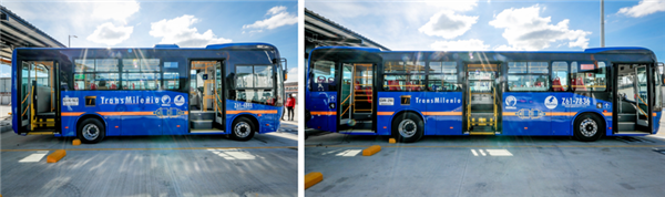 406 Units BYD Electric Buses to be Delivered to Bogota for Operation