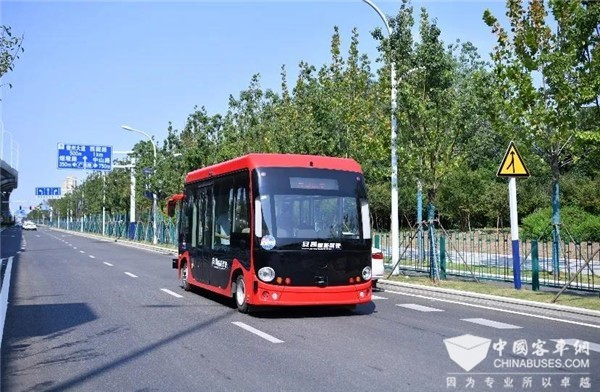 Ankai Sold 5,605 Units Buses & Coaches in 2020